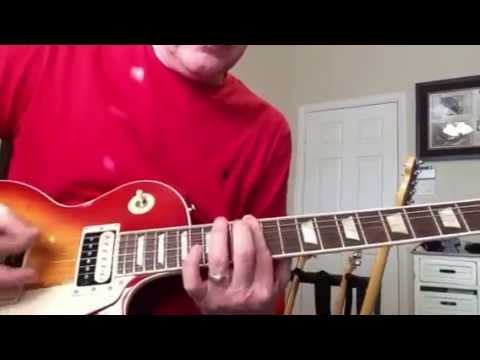 Les Paul Traditional Pro, Open tuning and slide guitar