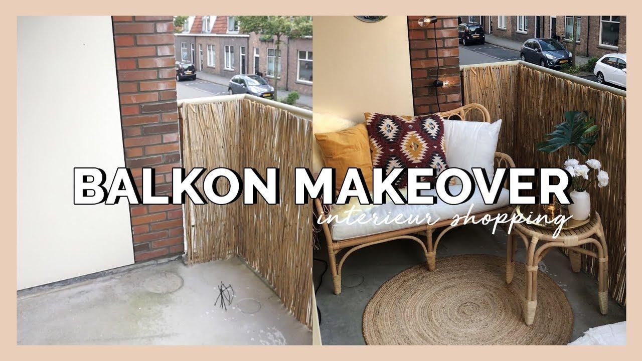 Balcony make over