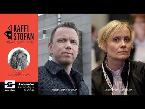 Kaffistofan – Sólveig Anna og Ragnar Þór