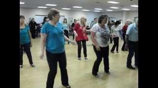 Fallsview Rock Line Dance