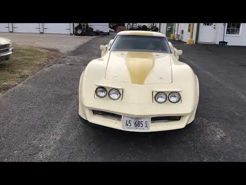 Video of Classic '68 Corvette located in Knightstown Indiana - PNOL