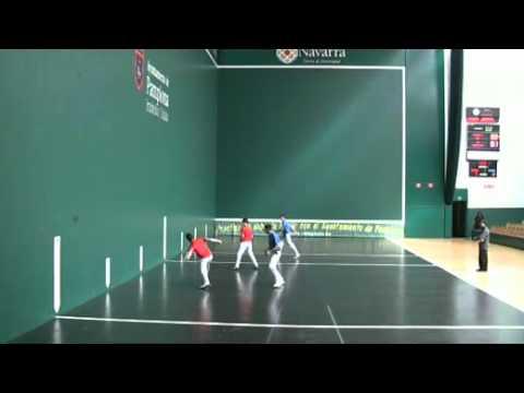 Final Mano Parejas Espinal-Sarasa vs Agirre-Alduntxin (2)