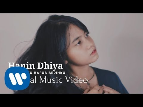 HANIN DHIYA - Biar Waktu Hapus Sedihku (Official Music Video)