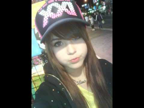 可愛台澳混血美女 cute half taiwanese half australian girl