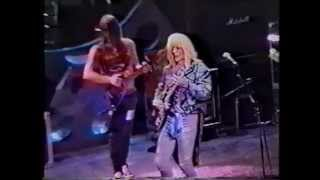 Spinal Tap with guest Steve Morse in Orlando FL, June 13, 1992