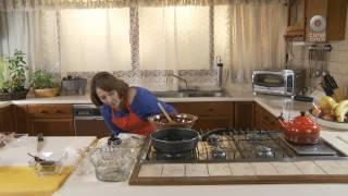 Tu cocina - Chile ancho relleno de mariscos
