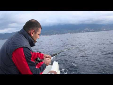 Pesca in aquila di sogno