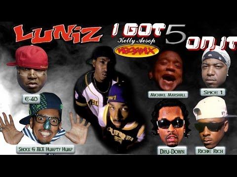 Luniz – I Got 5 On It MEGAMIX 10 MINUTES w/ Lyrics (Reprise Official Ver. & Bay Area Remix)