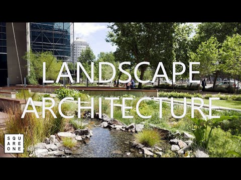What Do Landscape Architects Do?  -  Square One Landscape Architects