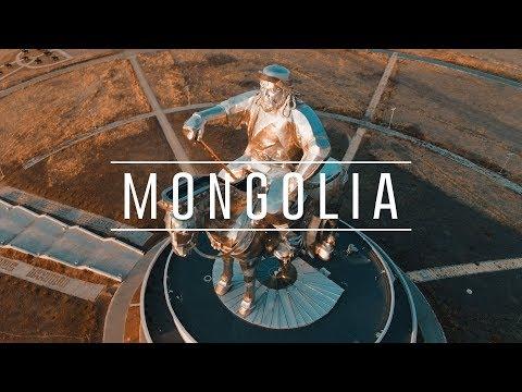 סרטון מרהיב ביופיו של נופי מונוגליה המהפנטים