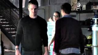 Oliver and Felicity (Olicity): Salvation