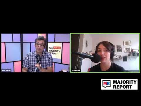 Stephen Miller, Donald Trump, and the White Nationalist Agenda w/ Jean Guerrero - MR Live - 8/17/20