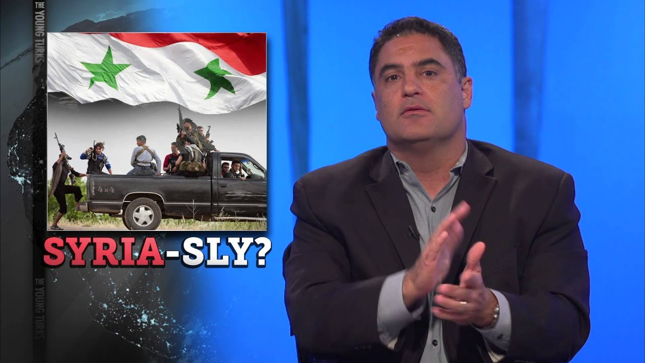 Panicky Republican Senator Says The US Must Invade Syria thumbnail