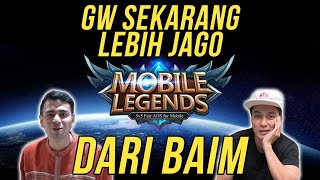 MABAR BARENG BAIM WONG, RAFFI SELALU MVP!!!