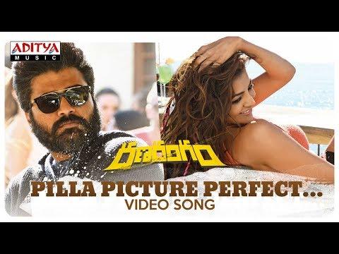 Pilla Picture Perfect Video Song || Ranarangam || Sharwanand, Kajal || Sudheer Varma ||  Sunny MR