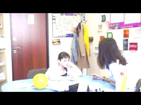 Хорошая практика Правильного Английского в Love English. Алёна,9 лет.