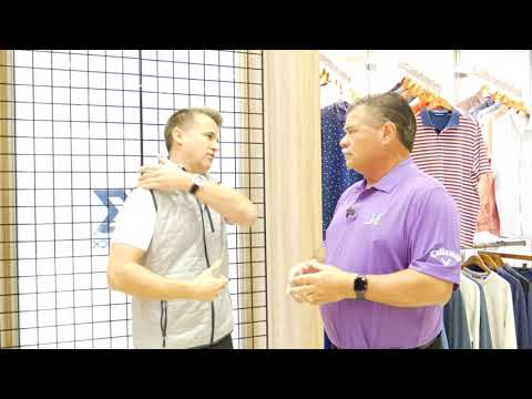 John Hughes Golf - Sizing Golf Outerwear with Joel Freet of Cutter and Buck