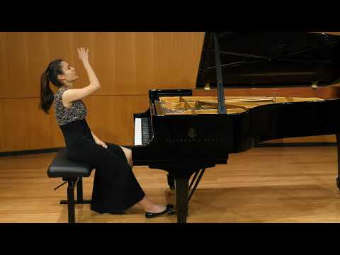 Bach-Busoni Chaconne from Partita No. 2 in D Minor
