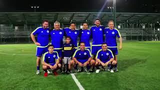 Inicio de la 2da Liga de Fútbol de Santa María Country Club