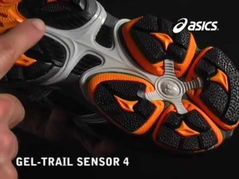 ASICS-Laufschuhe: GEL-TRAIL SENSOR 4
