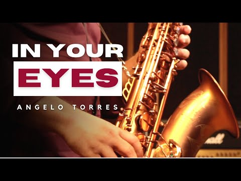 IN YOUR EYES (George Benson) Sax Angelo Torres - AT Romantic CLASS #37
