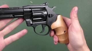 Револьвер Safari РФ 461 М от компании CO2 - магазин оружия без разрешения - видео 1