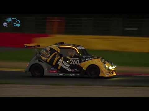25 Hours VW Fun Cup 2018 - La nuit