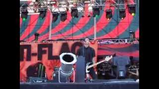 Anti- Flag - This Is The New Sound @ Sziget Festival, Hungary 2012