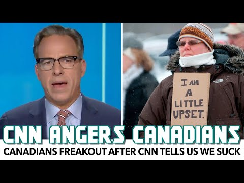 Canadians Freak Out After CNN Tells Us We Suck