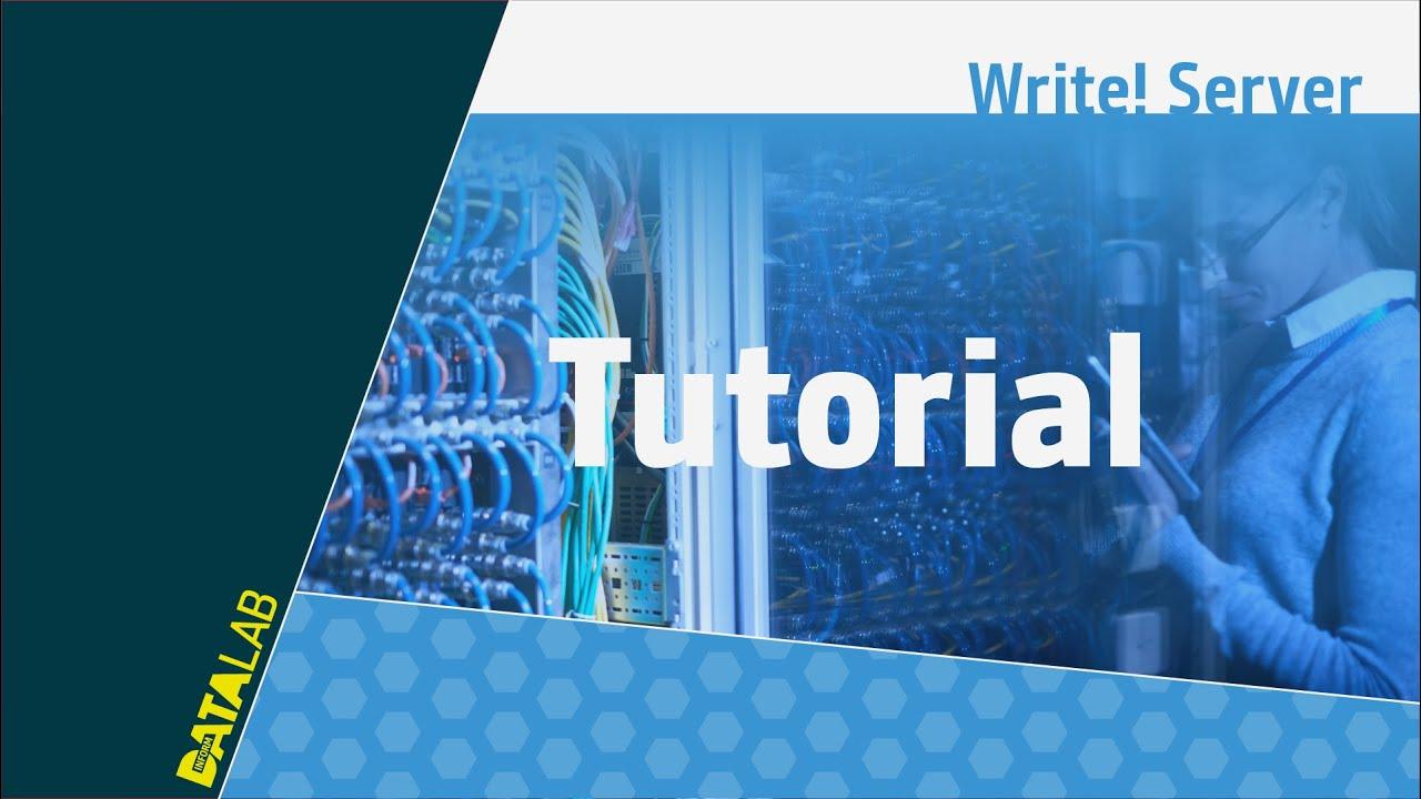 Write! Configuration with Qlik Sense Server