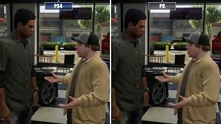 GTA 5 PC vs. PS4 vs. Xbox One im Grafikvergleich