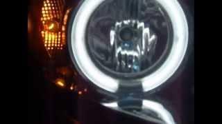 CCFL Angel Eyes vs. LED Halos: Why i Bought CCFL's