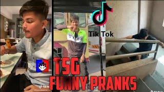Two Side Gamers Tik Tok Video |  TSG Jash And Ritik Tik Tok Video