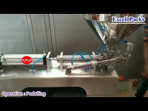 Paste Filling Machines