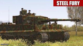 Steel Fury Kharkov 1942 Otto Carius Campaign