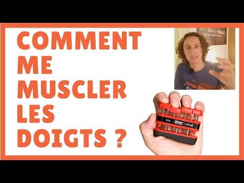 Les aspects les muscles courts