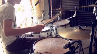 Dire Straits - Angel Of Mercy (Drum Cover)