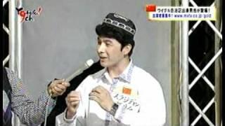 シルクロード・タリムウイグルレストランON日本TV.avi