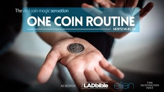 One Coin Routine By Moritz Mueller
