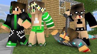Diamond man life 16 - Minecraft Animations