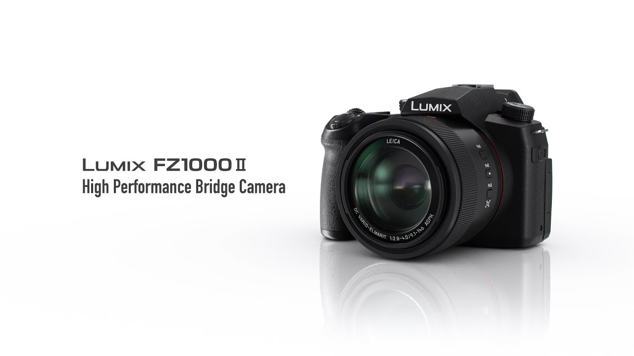 [NEW] Introducing LUMIX FZ1000 II