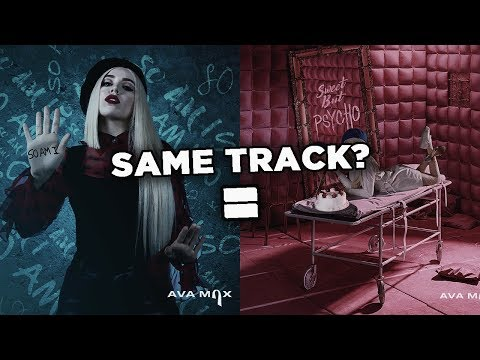 "Ava Max's ""So Am I"" & ""Sweet But Psycho"" Sound The Same?"