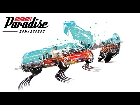EA Games Burnout Paradise Remastered (Switch, ML)