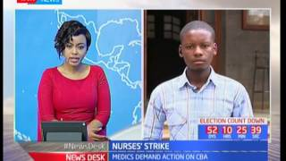 Nurses grow impatient with Government over CBA