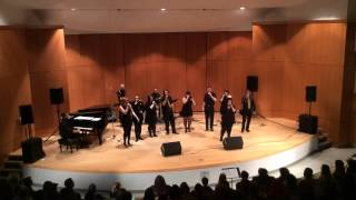Nufsed - West Point (Synergy Concert 2014)