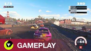 Eerste blik op modderige gameplay van DiRT 5