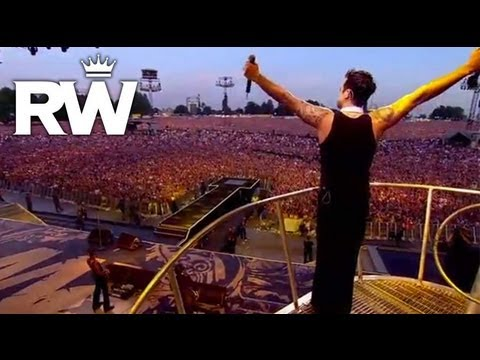 Robbie Williams | Strong (Live At Knebworth 2003)