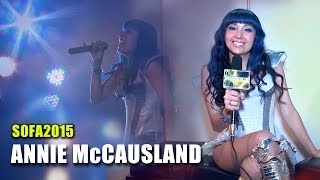 ANNIE McCAUSLAND Saludo - Sofa 2015