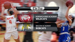 Full replay: Bacon Academy at Norwich Free Academy girls' basketball