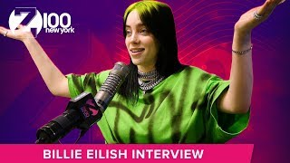 Billie Eilish Got Stung By 20 Bees On Her Head